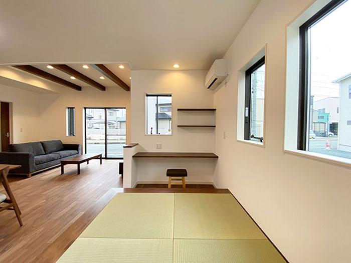 和室と和空間。ベスト・ハウジング新築一戸建て住宅の魅力