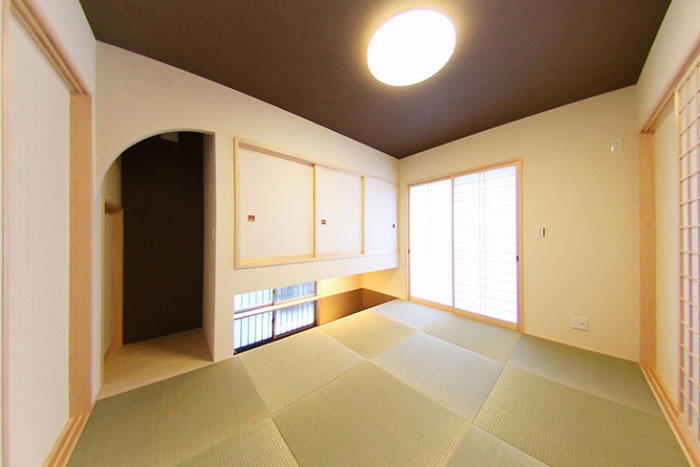 新築を購入、建てる際に和室は必要か。