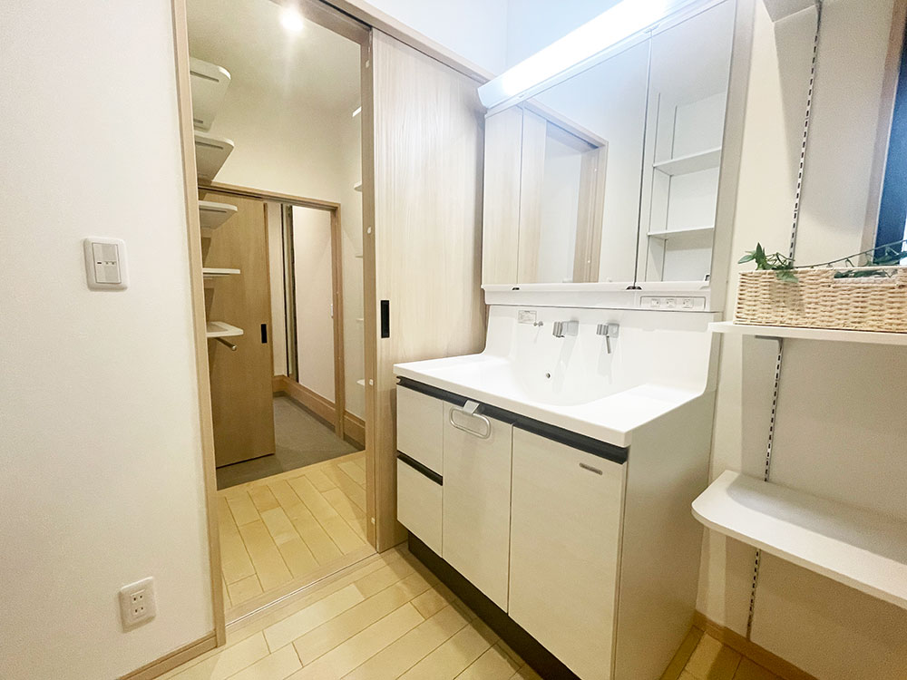 【完成】葵西16期B号地 新築一戸建て住宅