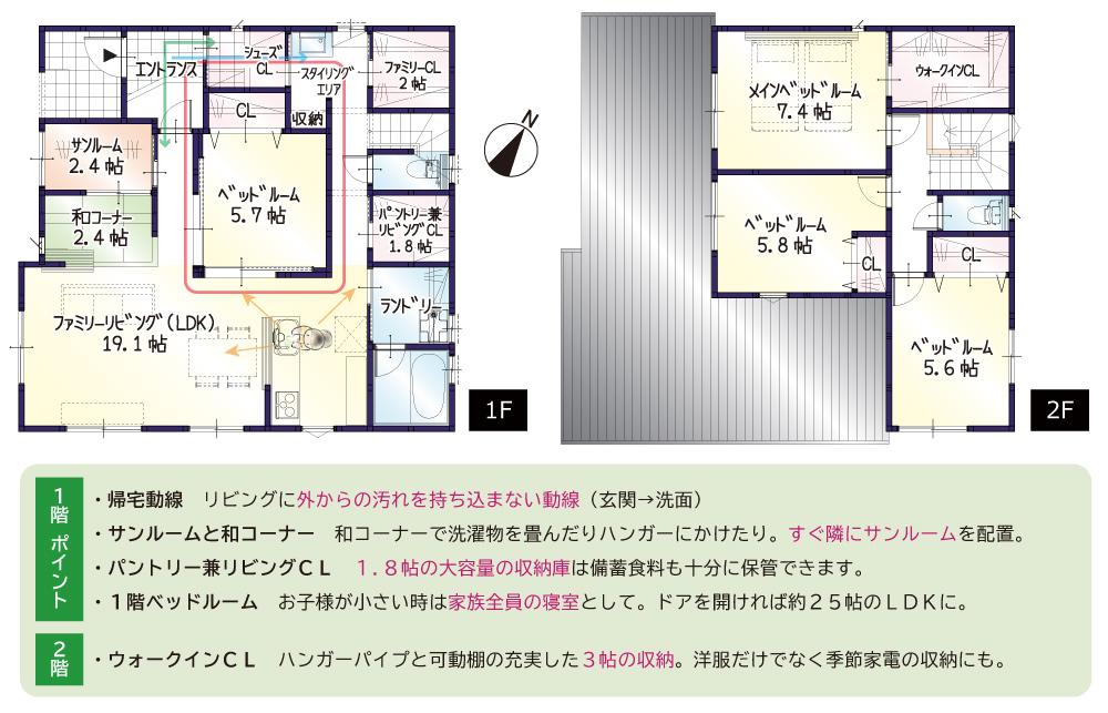 【完成間近】浜松市中区葵西 新築一戸建て住宅4棟!!着工から現在までをプレイバック!