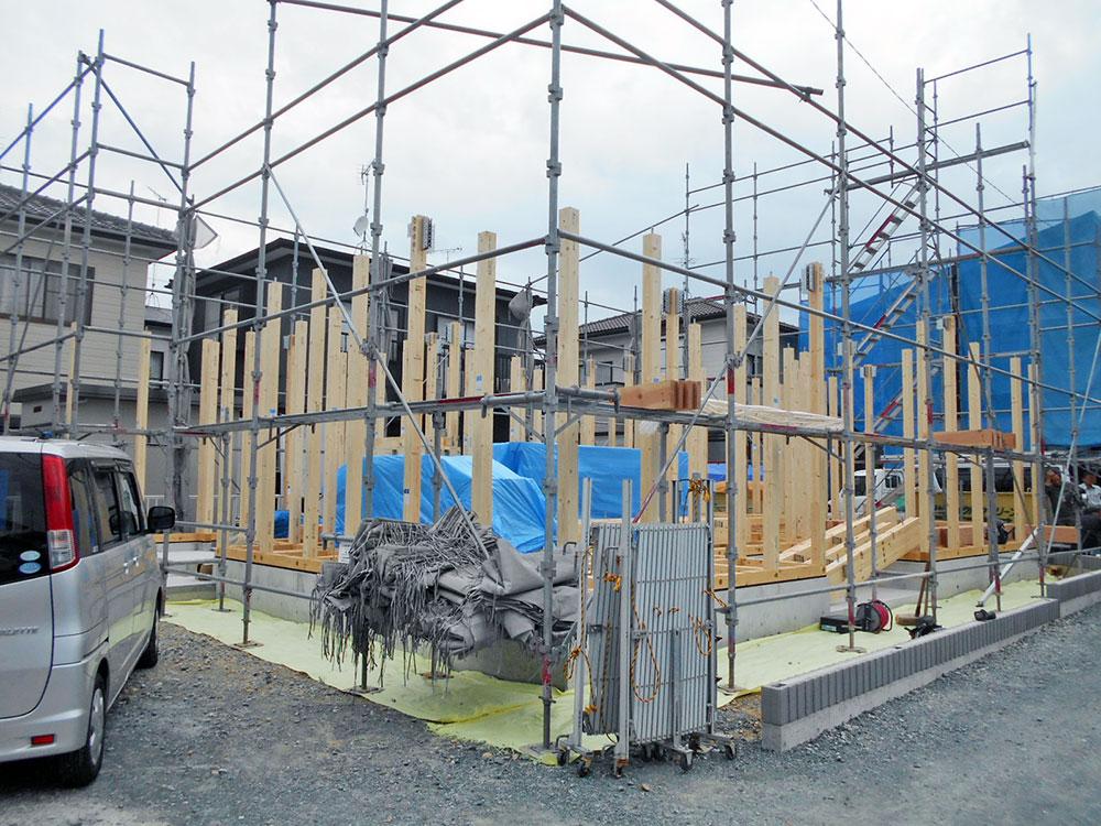 (2021年6月)木工事