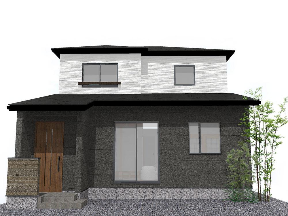 【上棟】葵西16期D号地 新築一戸建て住宅