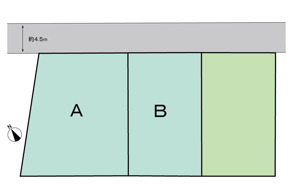 【土地】浜松市東区有玉北町に2区画土地が登場しました! (浜松市東区有玉北町11期)