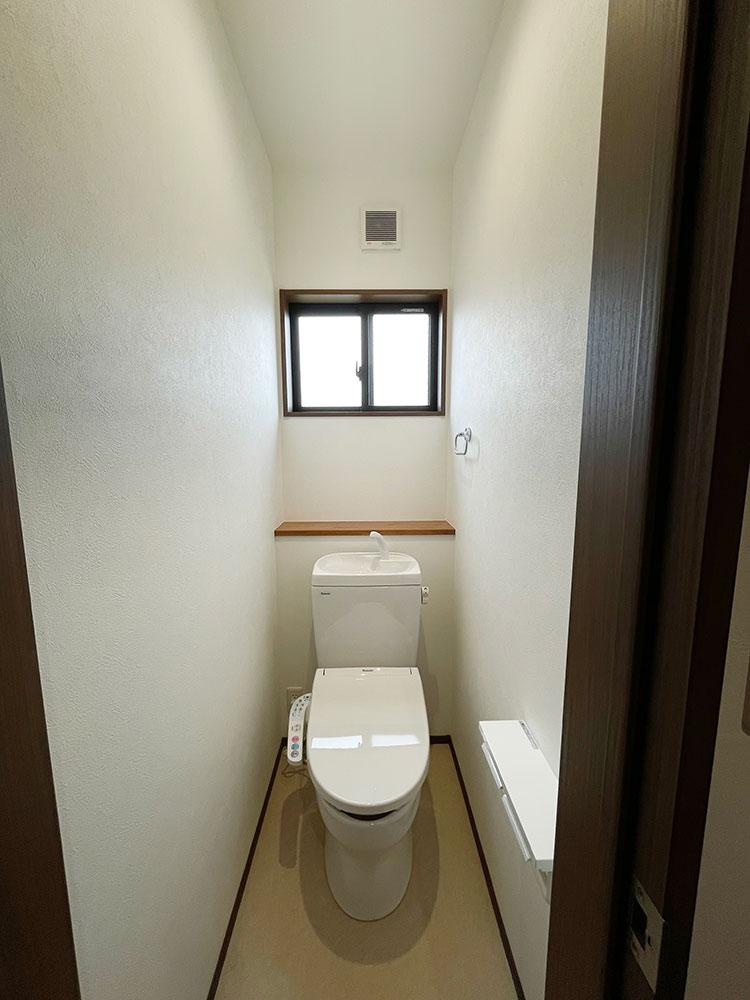 2階:ジャニス工業のトイレ