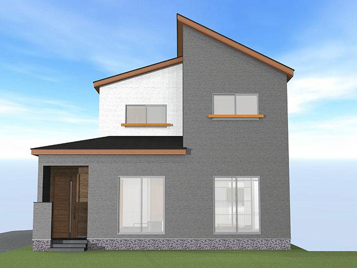 【今月着工】小豆餅1丁目11期 新築一戸建て住宅