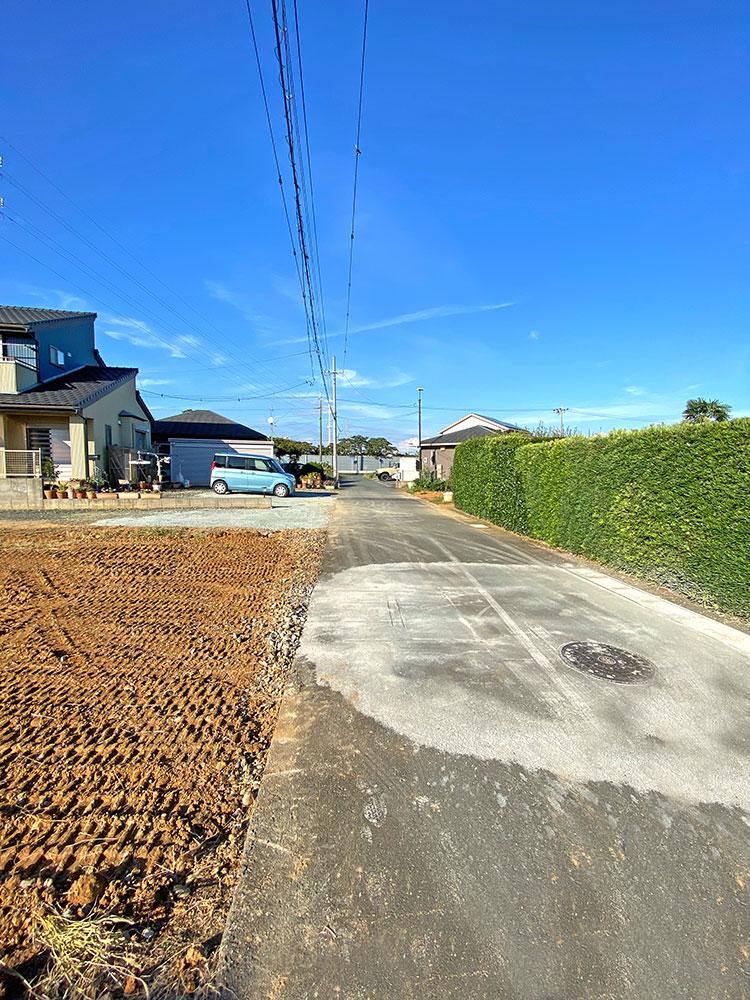 【土地】浜松市北区初生町に1区画土地が登場しました! (浜松市北区初生町18期)