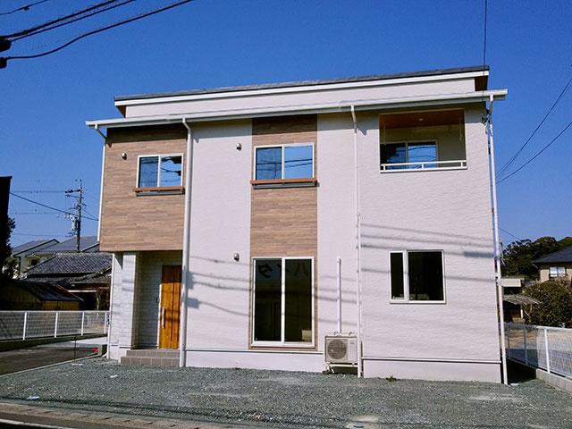 【完成】入野町14期B号地 新築一戸建て住宅