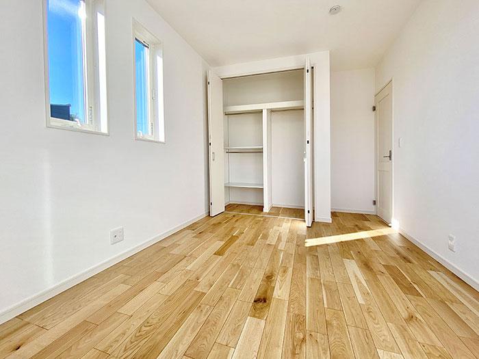2階6.2帖のお部屋<br> 子供部屋に最適な広さのお部屋です。