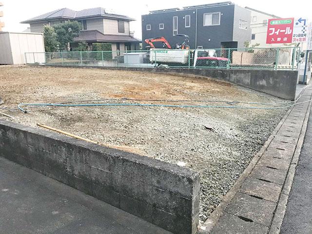 【土地】入野町15期 浜松市西区