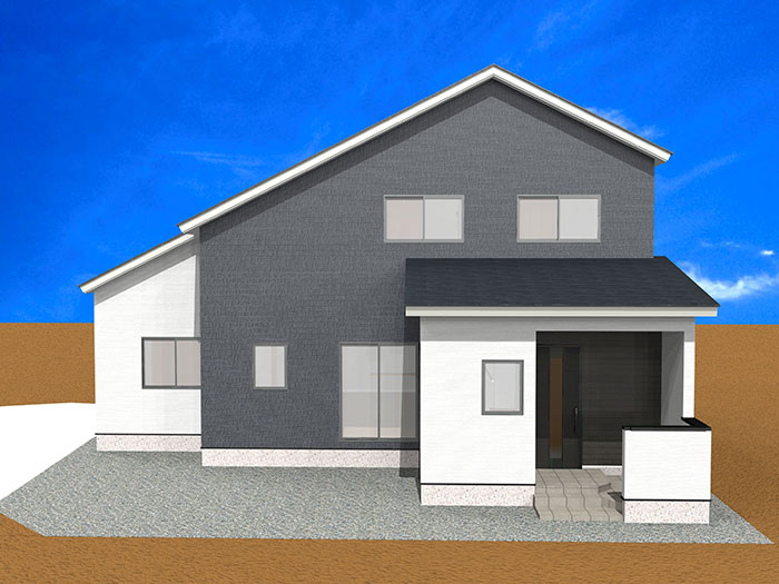 【今月着工】北島町8期A号地 新築一戸建て住宅