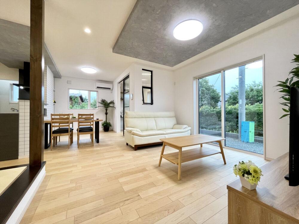 【完成】北島町8期C号地 新築一戸建て住宅