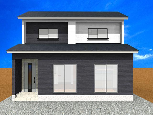 【今月着工】北島町8期C号地 新築一戸建て住宅