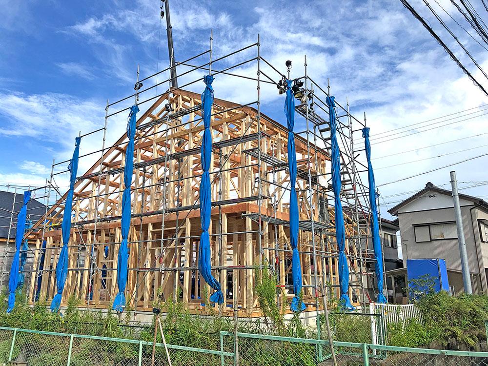 (2021年9月)木工事