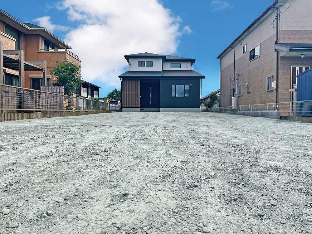 【完成】小松13期 新築一戸建て住宅