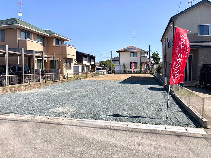 【土地】小松13期 浜松市浜北区