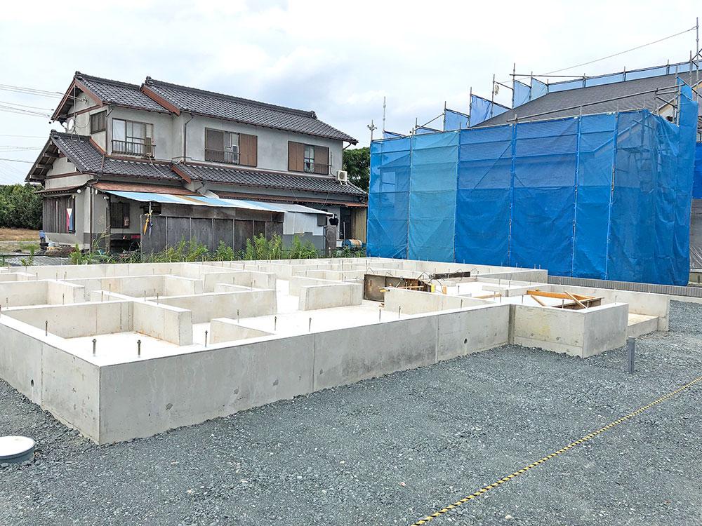 (2021年9月)基礎工事