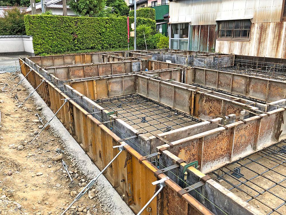 (2021年5月)基礎工事