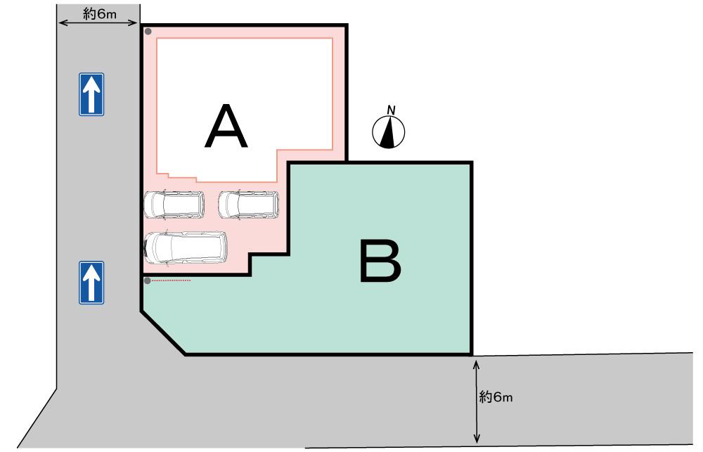 【11月着工開始】浜松市東区神立町6期A号地 物件情報|新築一戸建て住宅