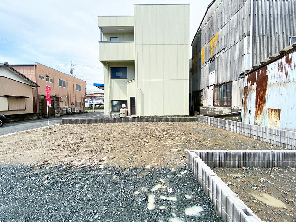 (2021年8月)建築前の様子