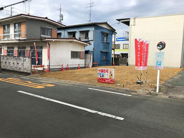 【今月着工】国府台5期 新築一戸建て住宅