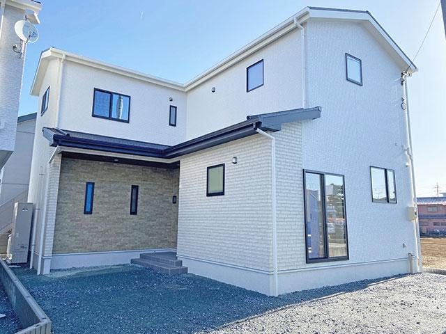 【完成】三方原町15期D号地 新築一戸建て住宅