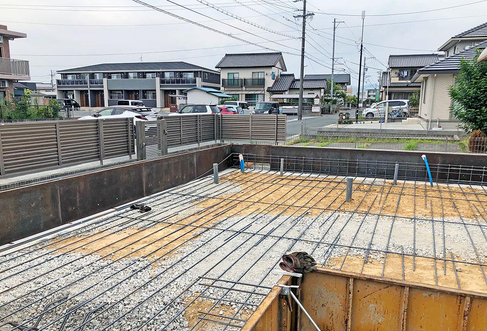 (2021年8月)基礎工事
