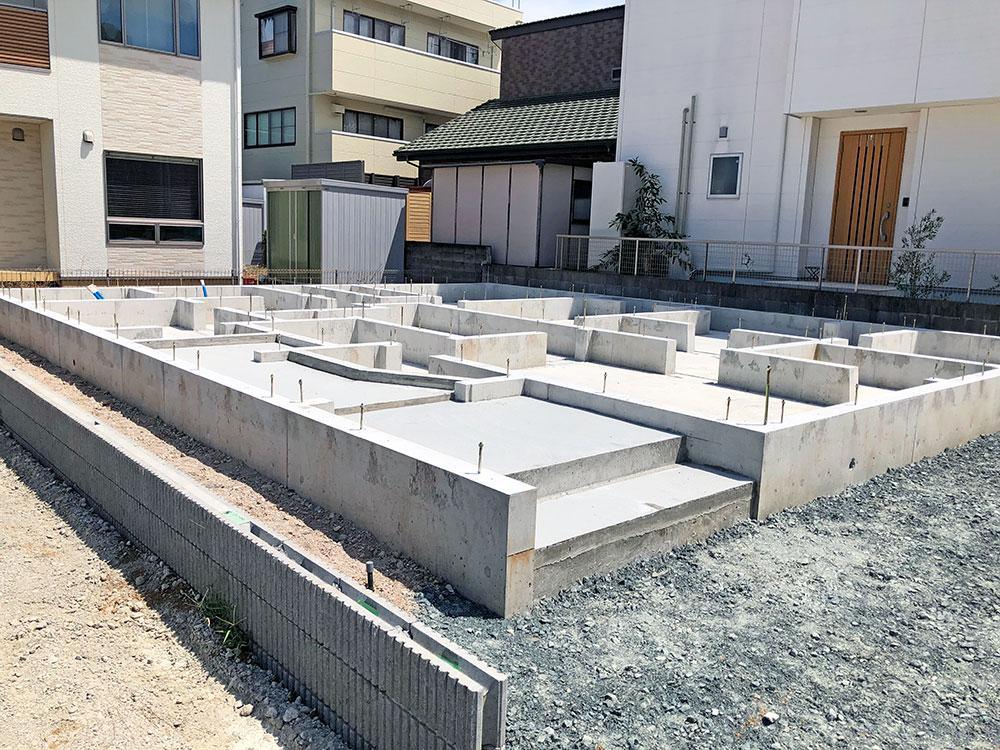 (2021年7月)基礎工事