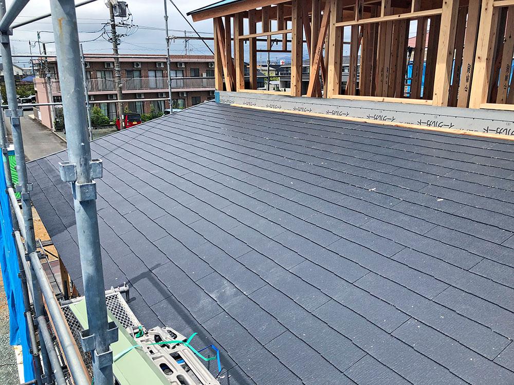 (2021年8月)屋根工事