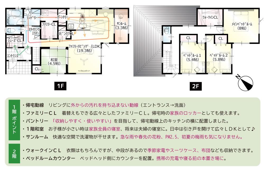 【来月着工】三方原町17期A号地 新築一戸建て住宅|浜松市北区