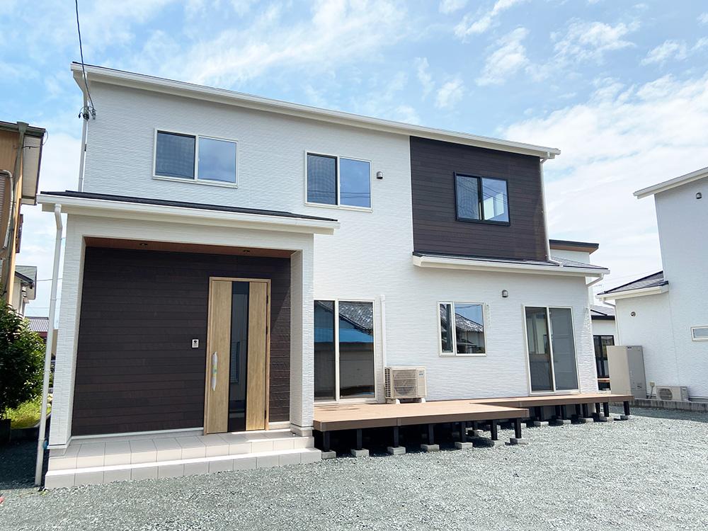 【完成間近】西ヶ崎町2期B号地 新築一戸建て住宅~着工から現在までをプレイバック~