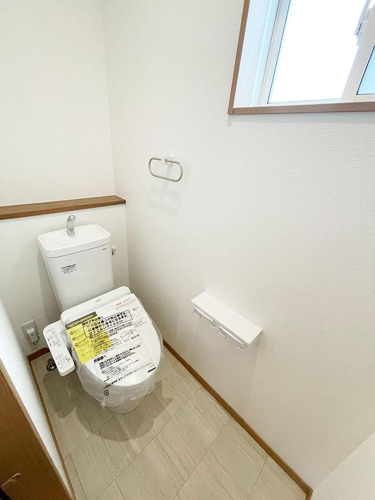 【トイレ】2階トイレ