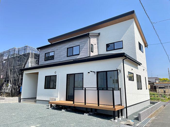 【完成】西ヶ崎2期C号地 新築一戸建て住宅