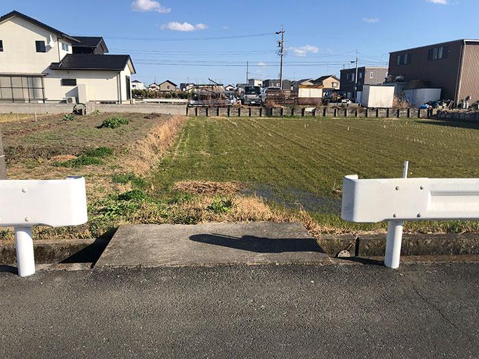 【土地】西ヶ崎町3期 浜松市東区