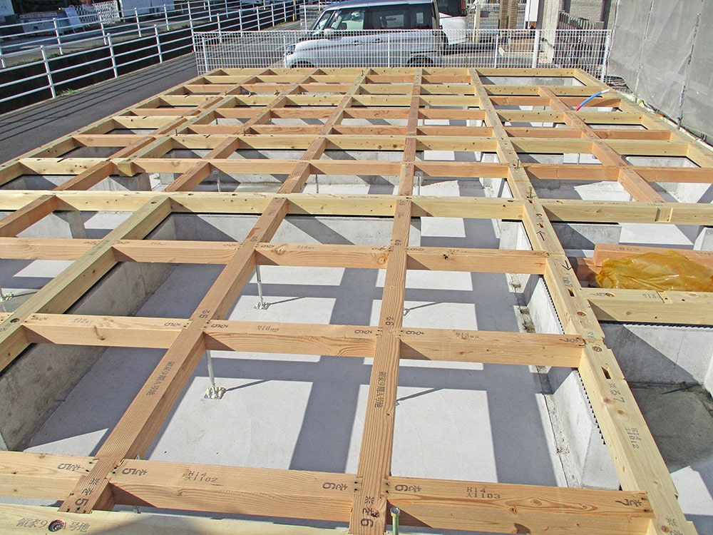 【完成間近】領家1丁目9期A号地 新築一戸建て住宅~着工から現在までをプレイバック~