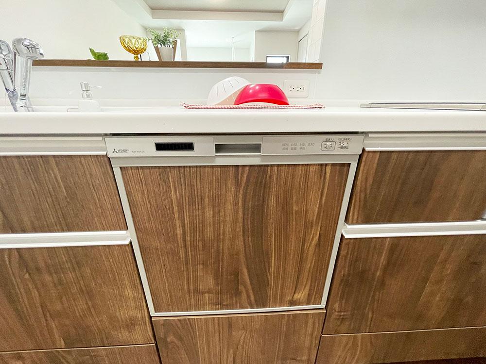 全自動食洗器