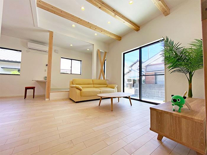 【完成】幸1丁目19期 新築一戸建て住宅