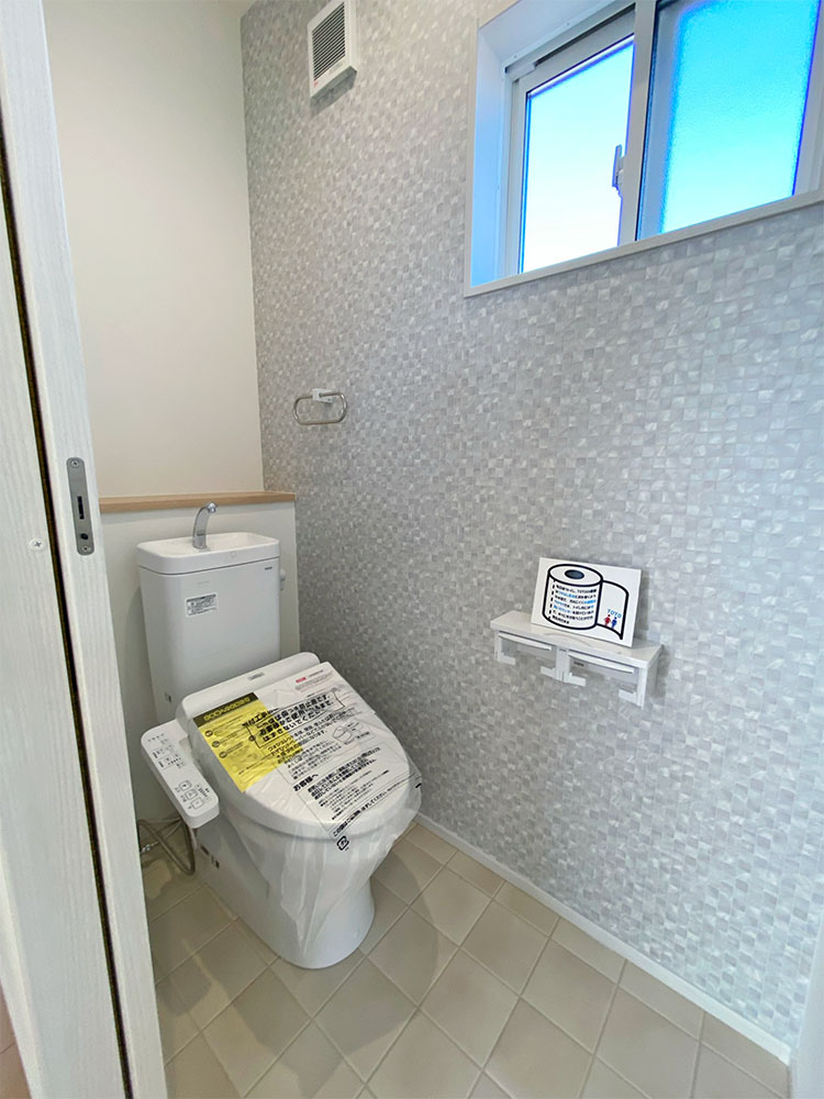 2階TOTOのトイレ