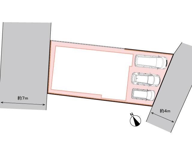 【今月着工】住吉1丁目17期 新築一戸建て住宅