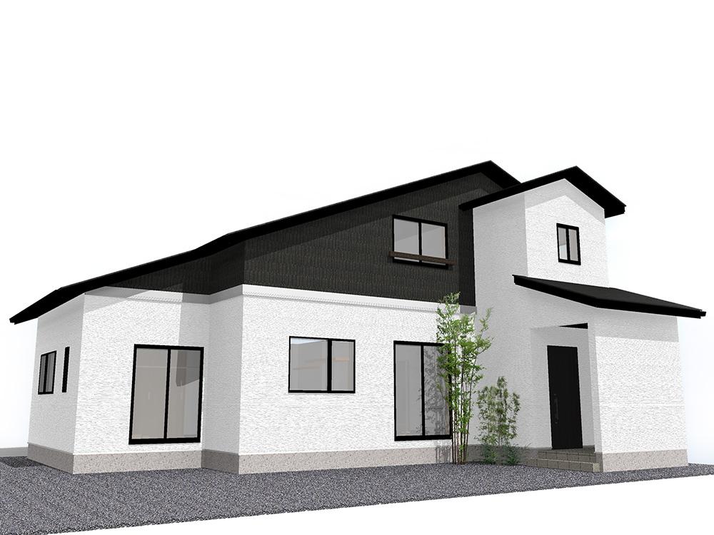 【来月着工】住吉3丁目19期 新築一戸建て住宅