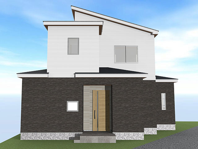 【今月着工】富塚町10期A号地 新築一戸建て住宅