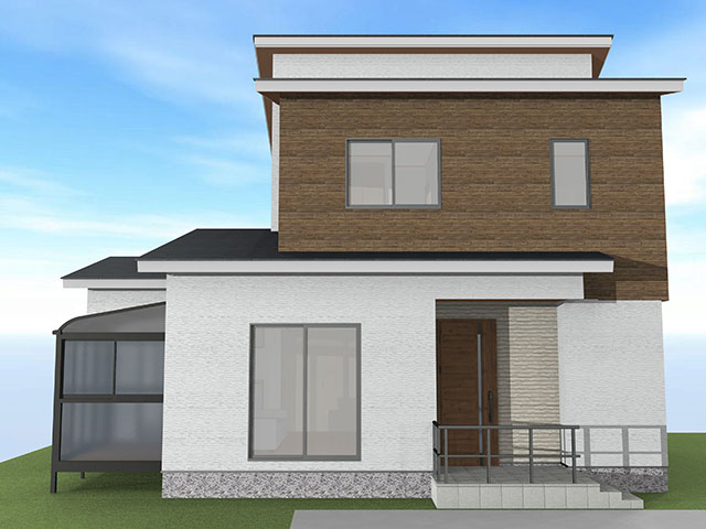 【今月着工】和田町5期C号地 新築一戸建て住宅