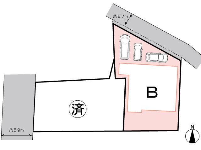 【今月着工】和合北1丁目1期B号地 新築一戸建て住宅